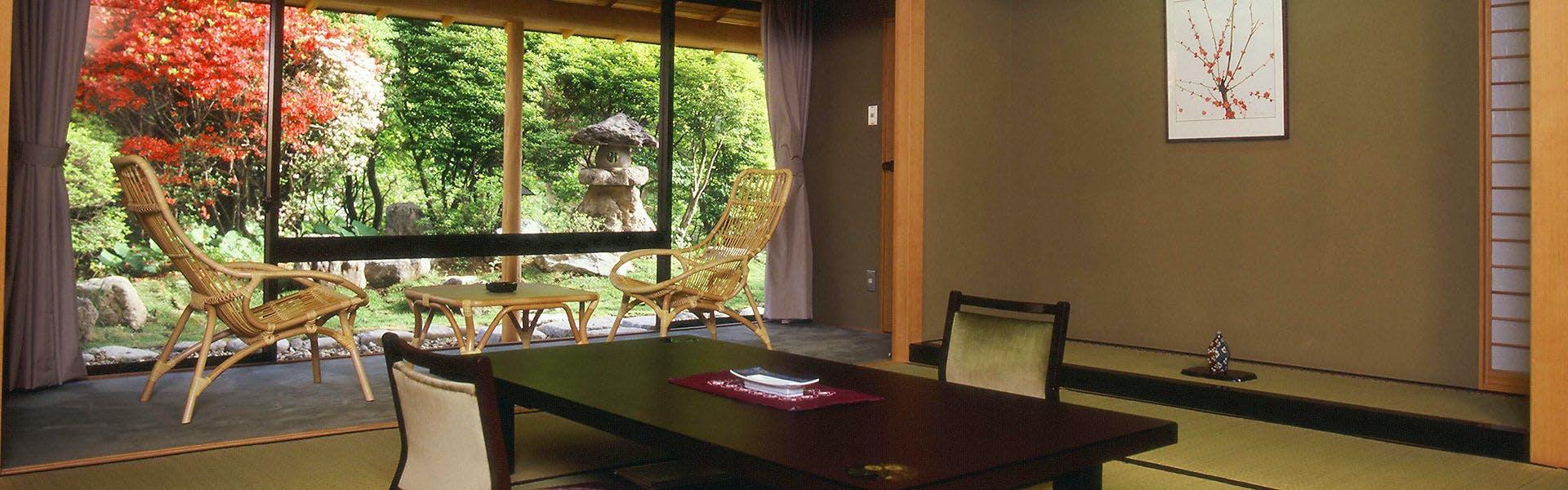 記念日におすすめのホテル・つなぎ温泉 四季亭の写真1