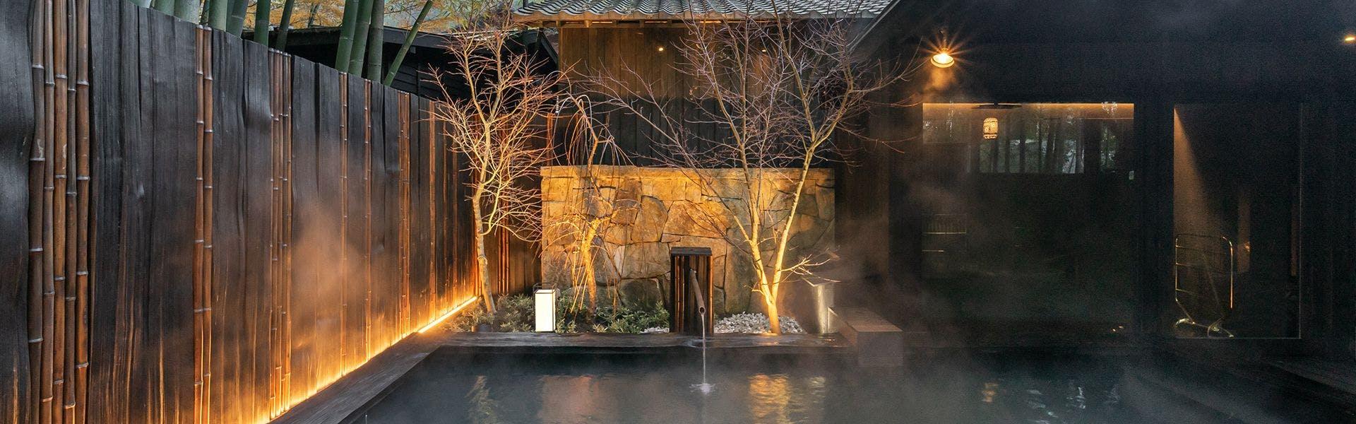 記念日におすすめのホテル・【秘境 白川源泉 山荘 竹ふえ】の写真2