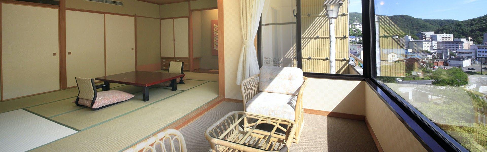 記念日におすすめのホテル・旅亭 花ゆらの写真3