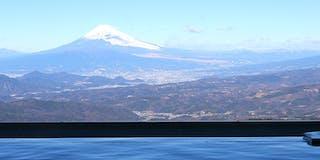 展望温泉大浴場 富士山を眺望しながら入浴