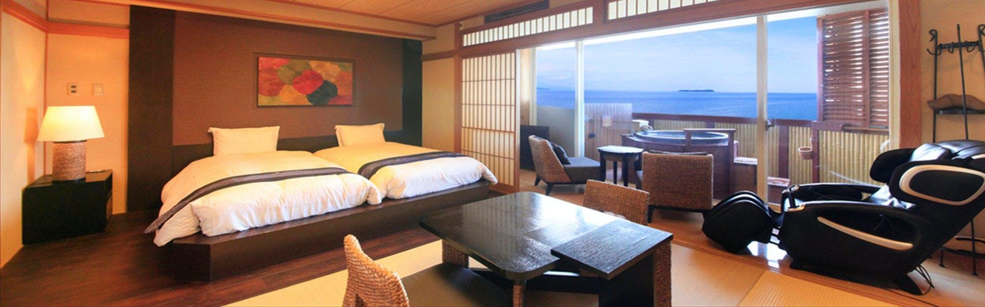 記念日におすすめのホテル・ラグジュアリー 和 ホテル風の薫の写真3