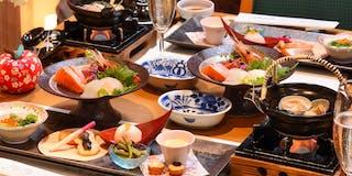 Dining「海つ路」お料理一例
