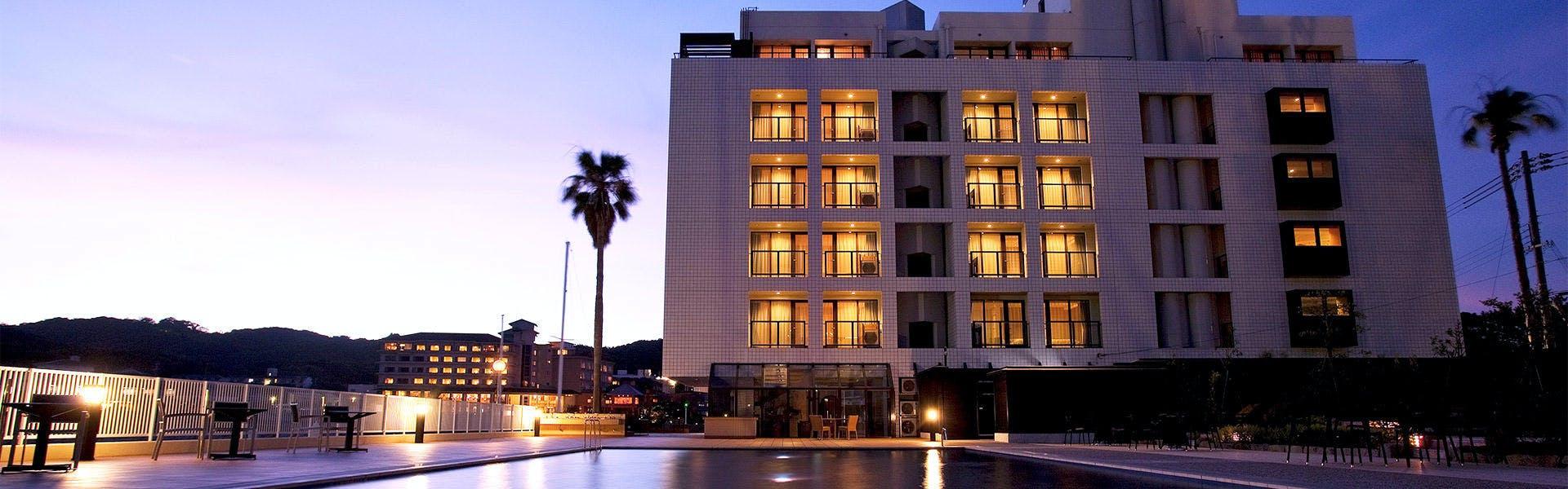 記念日におすすめのホテル・海のホテル 島花の写真1