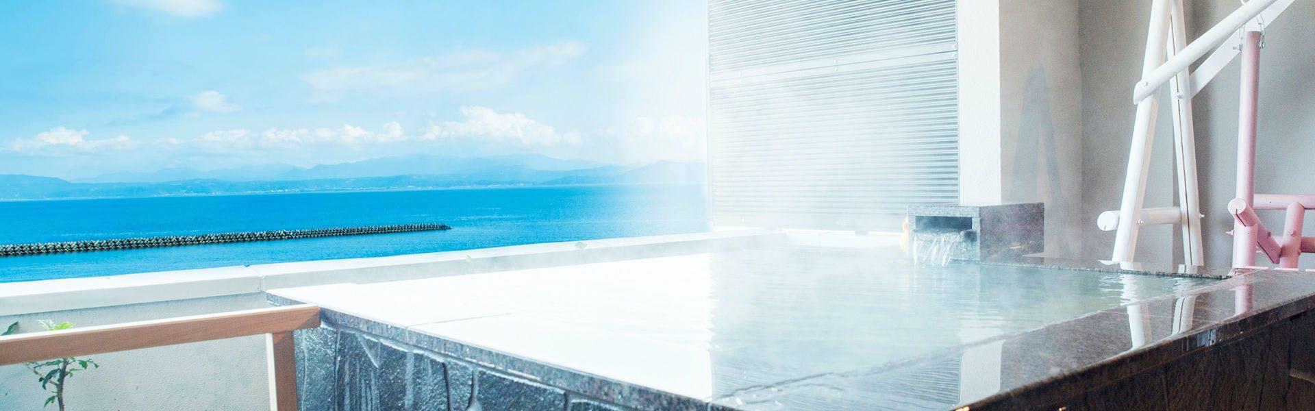 記念日におすすめのホテル・【夫婦露天風呂の宿 吟松】 の空室状況を確認するの写真2