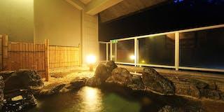 男子露天風呂「天の川」