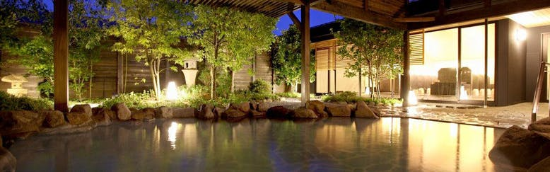 信州の湯 清風園