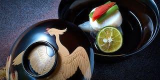 水暉 料理一例