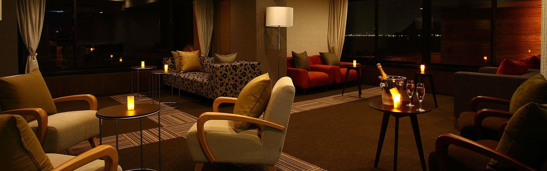 記念日におすすめのホテル・「浜辺の湯・浪漫の歌」 宿 中屋の写真3