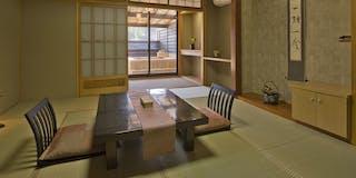露天風呂付客室 A-Type 塩原の大自然を活かした過ごしやすさを追求したお部屋