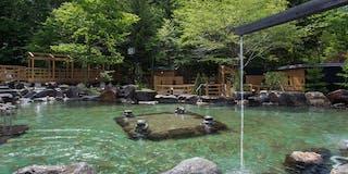 日本最大級の大露天風呂
