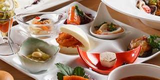 エンタメ&ライブレストラン「せせらぎ」ビュッフェ 料理一例