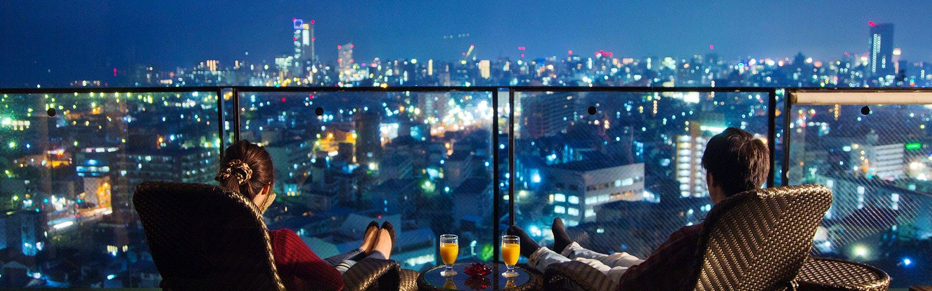 記念日におすすめのホテル・夕凪の湯HOTEL花樹海の写真1