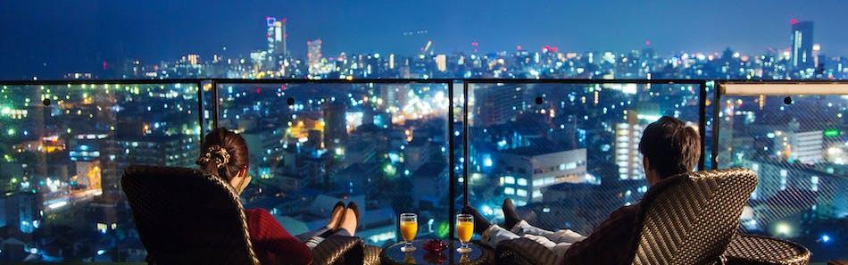 夕凪の湯HOTEL花樹海