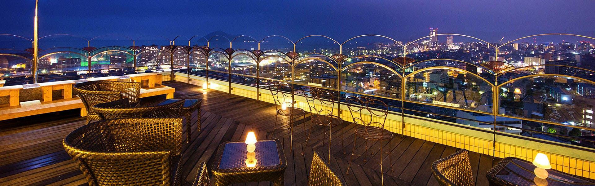 記念日におすすめのホテル・夕凪の湯HOTEL花樹海の写真2