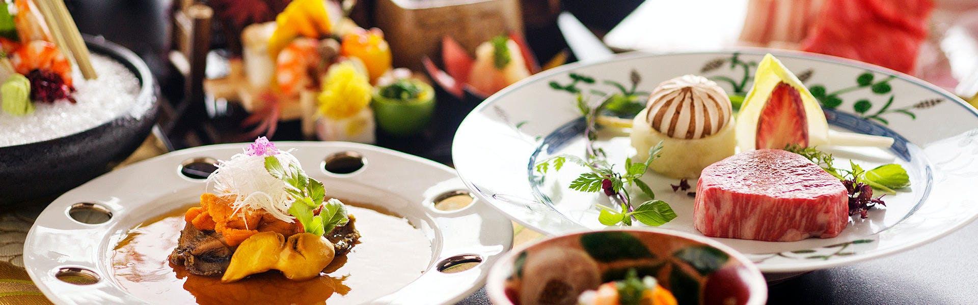 記念日におすすめのホテル・夕凪の湯HOTEL花樹海の写真3