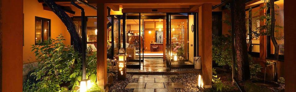 奥嬬恋温泉 ふる里の宿 干川旅館 花いち