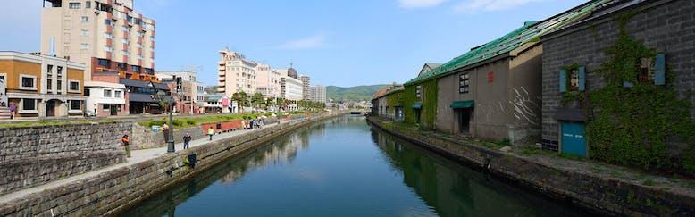 運河の宿 おたるふる川