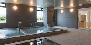 10階 大浴場 (ジャグジー&水風呂)