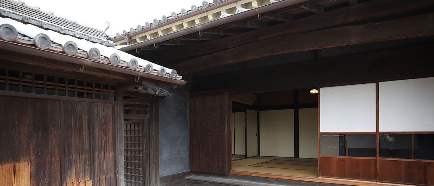 NIPPONIA 播磨福崎蔵書の館