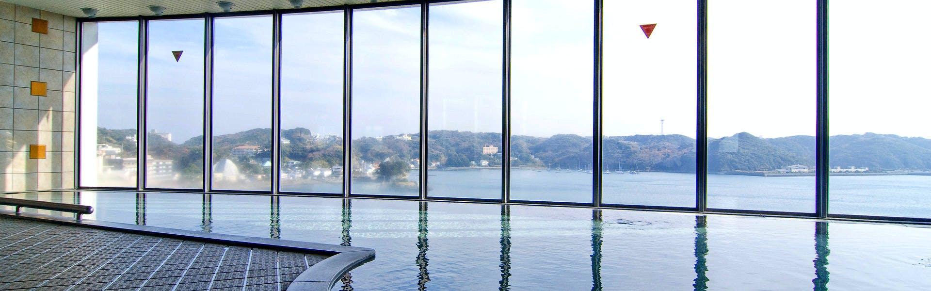 記念日におすすめのホテル・下田ベイクロシオの写真3