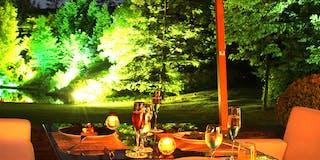 ガーデンレストラン「シェフズ テラス」