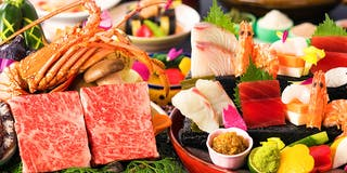 【レストラン食‐グレードUP会席】