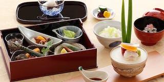 日本料理 渡風亭 お食事一例