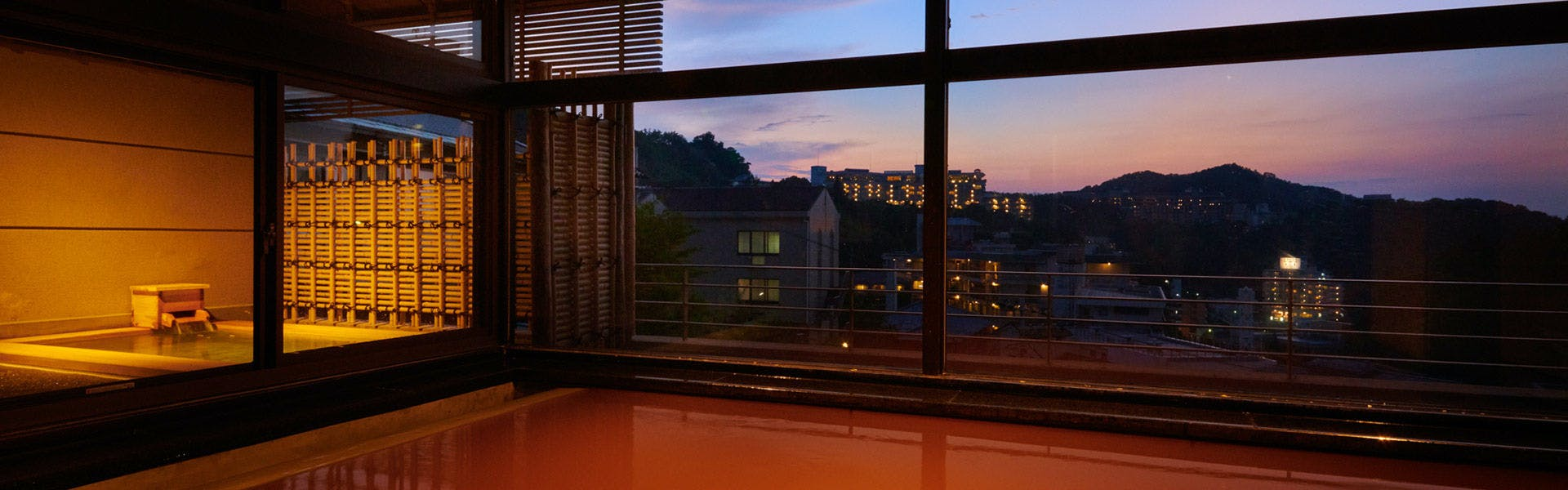 記念日におすすめのホテル・高山荘華野の写真1