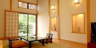 嵐山 露天風呂・内風呂付き離れ客室20帖