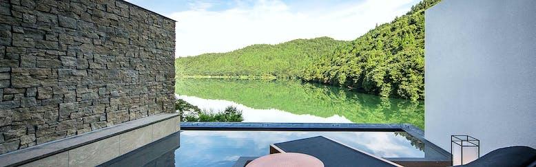 雲仙温泉 源泉かけ流し&おしどりの池を望む美食の宿 東園