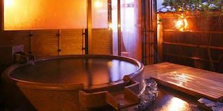 天然温泉「神代の湯」 露天風呂