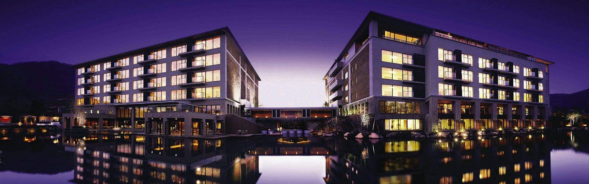 記念日におすすめのホテル・【ホテルハーヴェスト箱根甲子園】の写真1