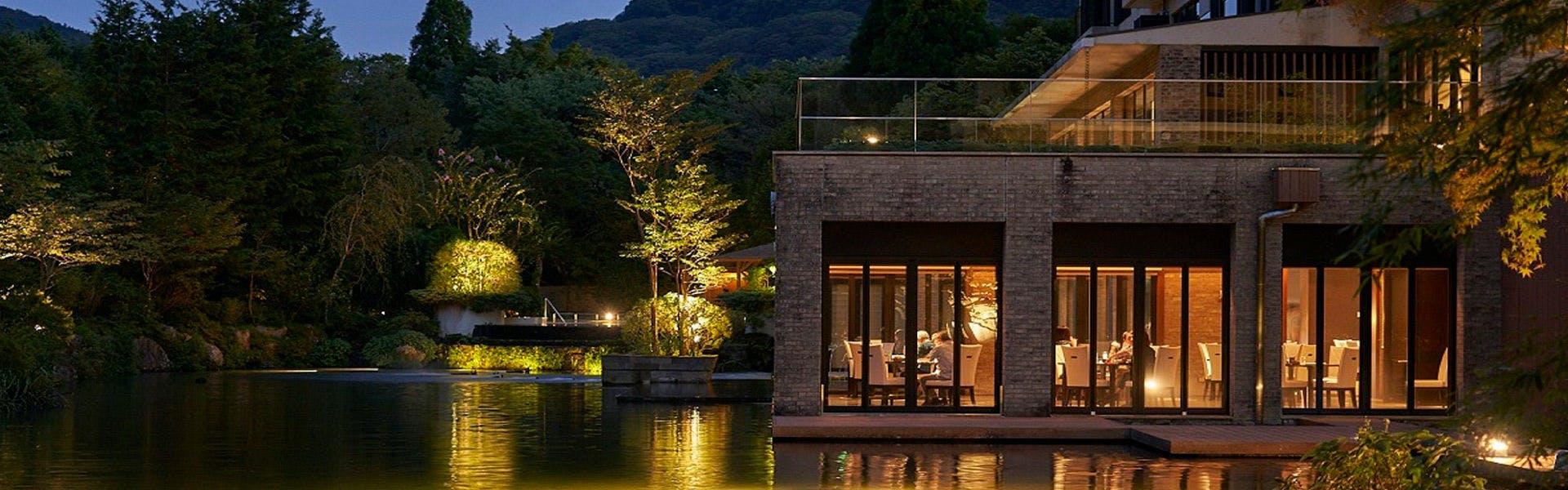 記念日におすすめのホテル・【ホテルハーヴェスト箱根甲子園】の写真2