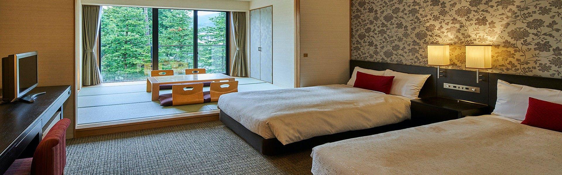 記念日におすすめのホテル・【ホテルハーヴェスト箱根甲子園】の写真3