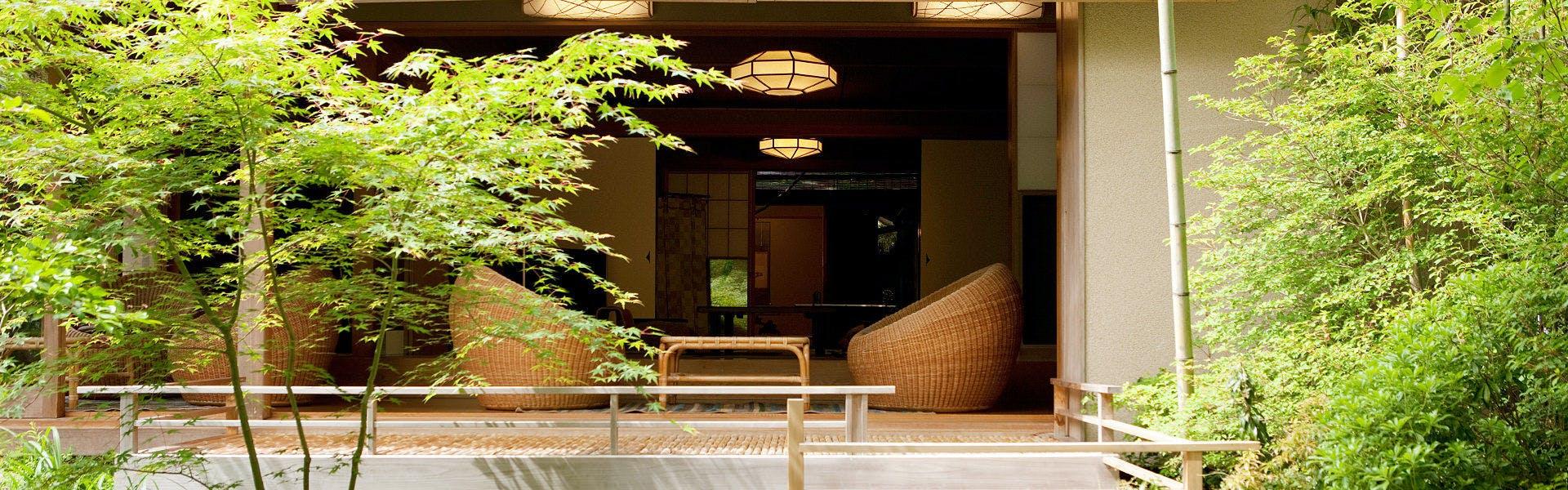記念日におすすめのホテル・柳生の庄の写真2