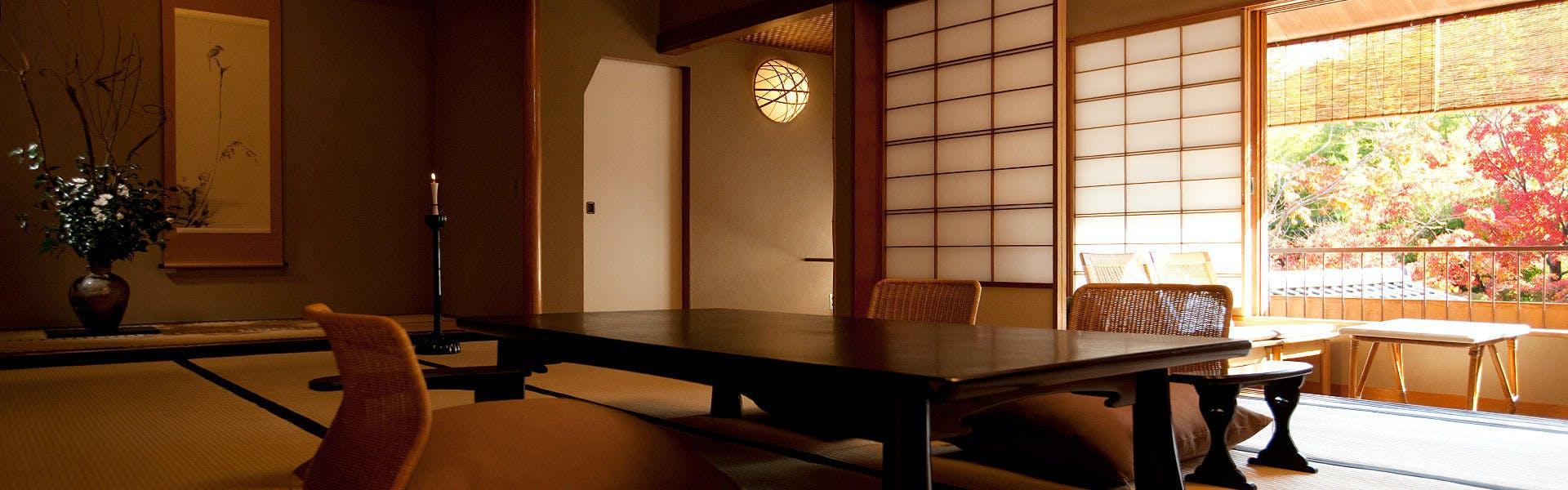 記念日におすすめのホテル・柳生の庄の写真3