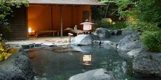 武蔵の湯(露天風呂)