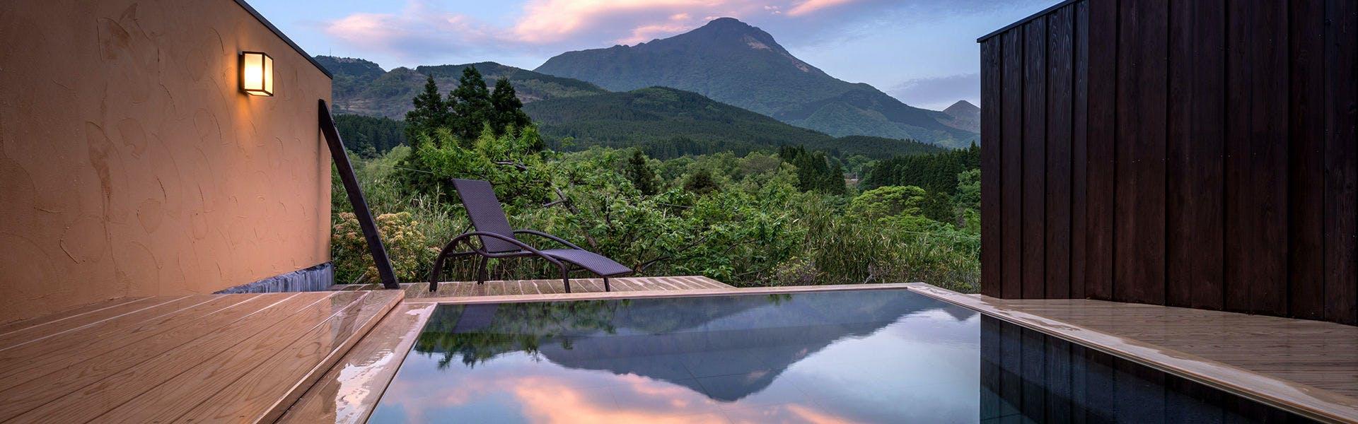 記念日におすすめのホテル・由布院温泉 湯富里の宿 一壷天の写真1