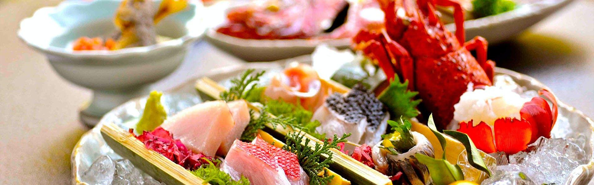 記念日におすすめのホテル・魚彩和みの宿 三水の写真3