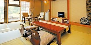 2階展望露天風呂付客室 一例