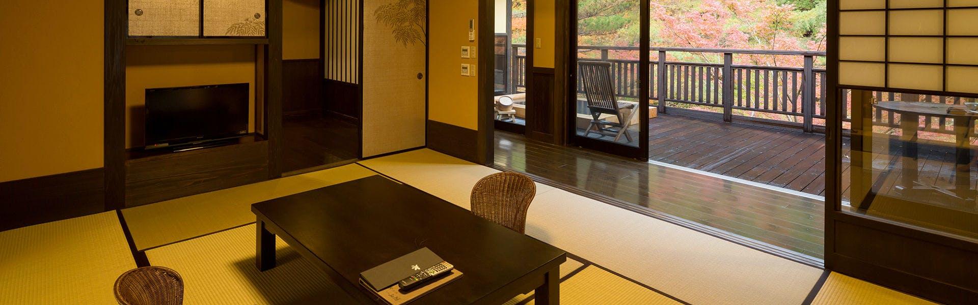 記念日におすすめのホテル・黒川温泉 旅館 山河の写真2