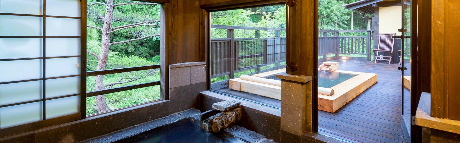 記念日におすすめのホテル・黒川温泉 旅館 山河の写真3
