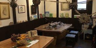 喫茶コーナー「蔵」