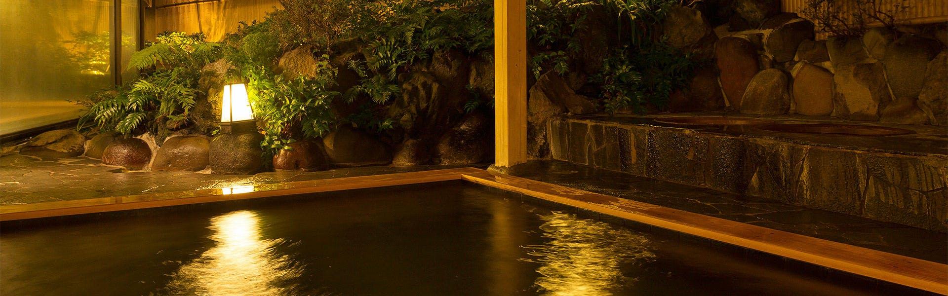 記念日におすすめのホテル・ラフォーレ倶楽部 伊東温泉 湯の庭の写真3