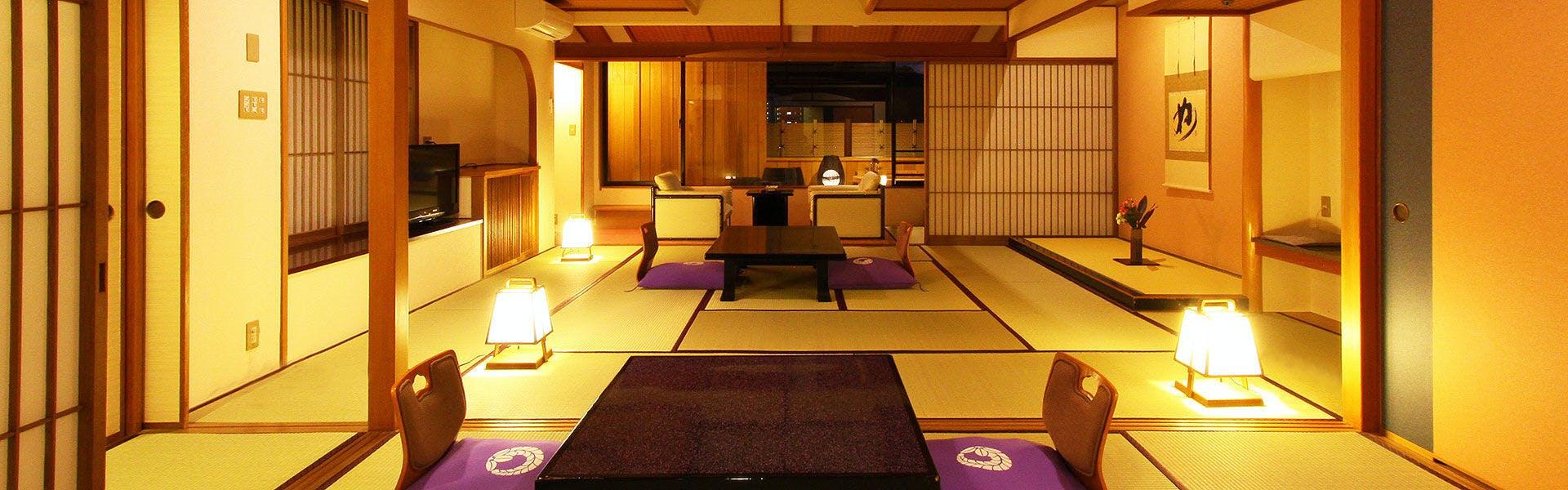 記念日におすすめのホテル・土肥ふじやホテルの写真3