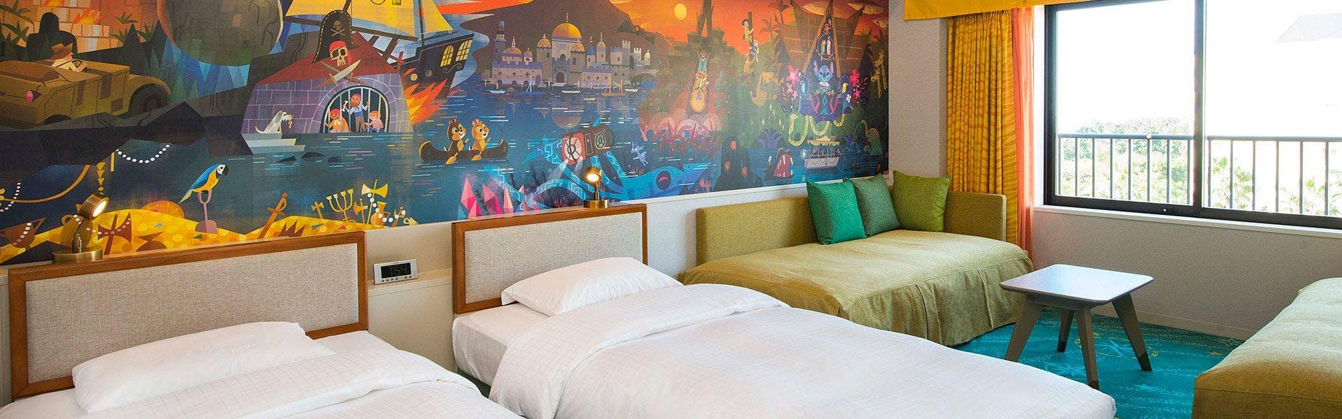 東京ディズニーセレブレーションホテル:ディスカバー(スタンダード)