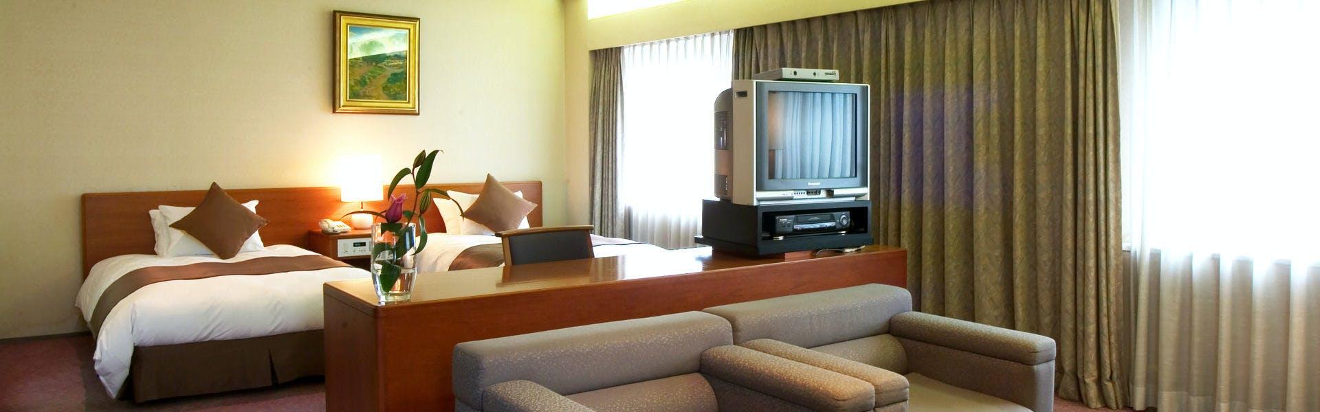 記念日におすすめのホテル・【山形グランドホテル】 の空室状況を確認するの写真2