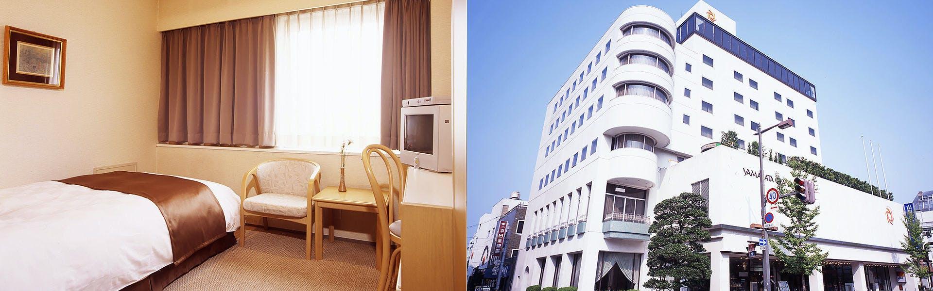 記念日におすすめのホテル・【山形グランドホテル】 の空室状況を確認するの写真3