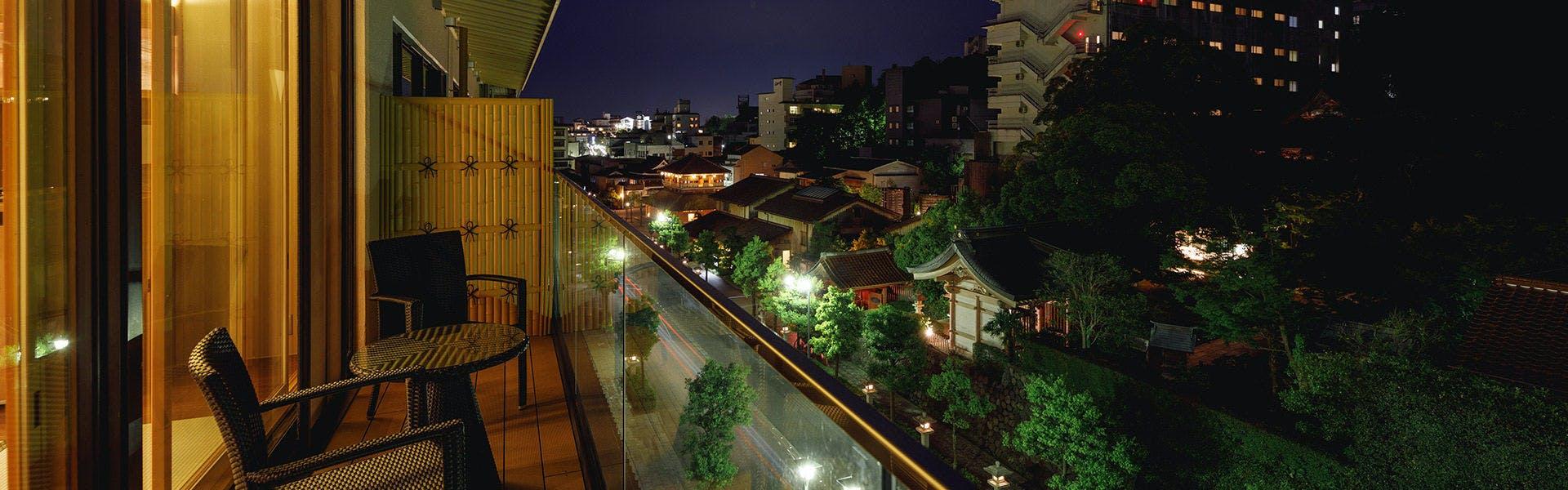 記念日におすすめのホテル・たちばな四季亭の写真1