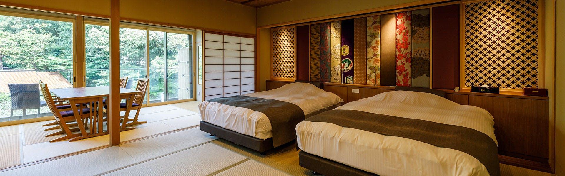 記念日におすすめのホテル・たちばな四季亭の写真2